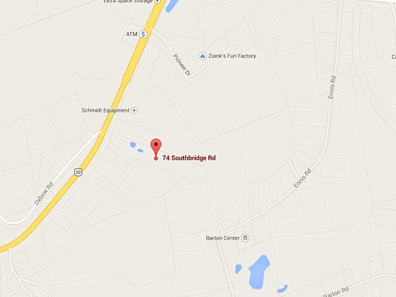 Map: Arnies 24 HR Towing, Inc.